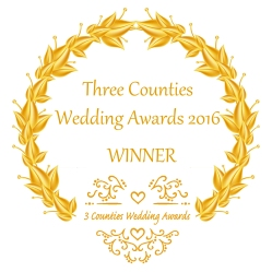 Three Counties Wedding Awards - Overall Winner Best Bridal Millinery for the Three Counties (Gloucestershire, Herefordshire & Worcestershire)