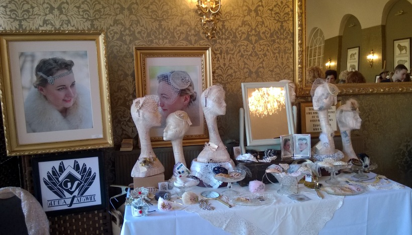 My stall at BVWedFeair