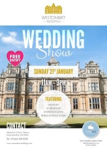 Westonbirt School Wedding Show 21.01.18