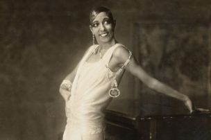 josephine-baker Hambury 1925