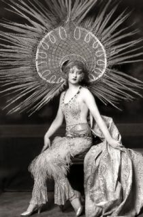 Myrna Darby Follies Girl
